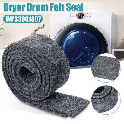 33001807 Dryer Drum Felt Seal for Whirlpool Kenmore WP33001807 AP6007947