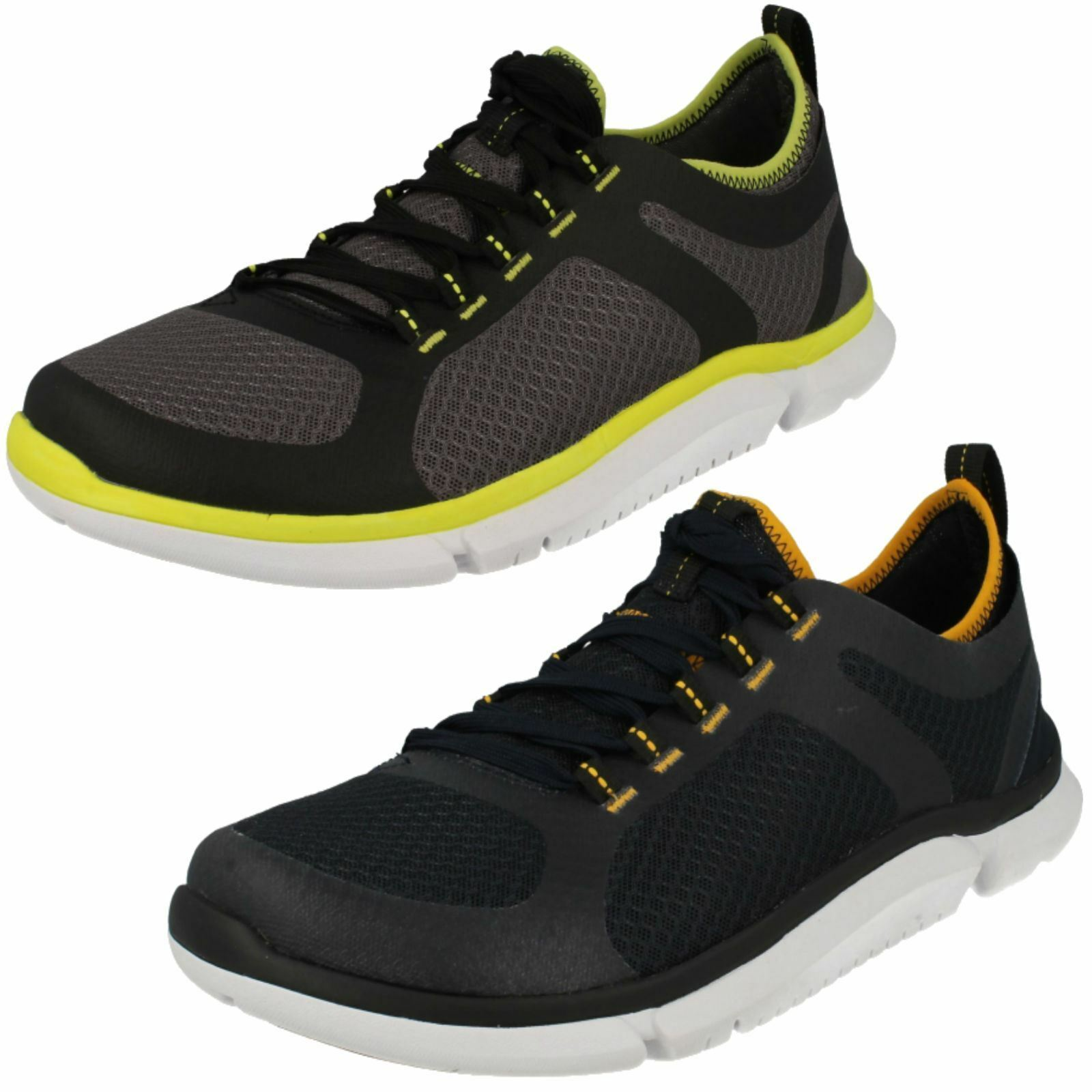 Clarks Mens Casual Trainers Triken Active