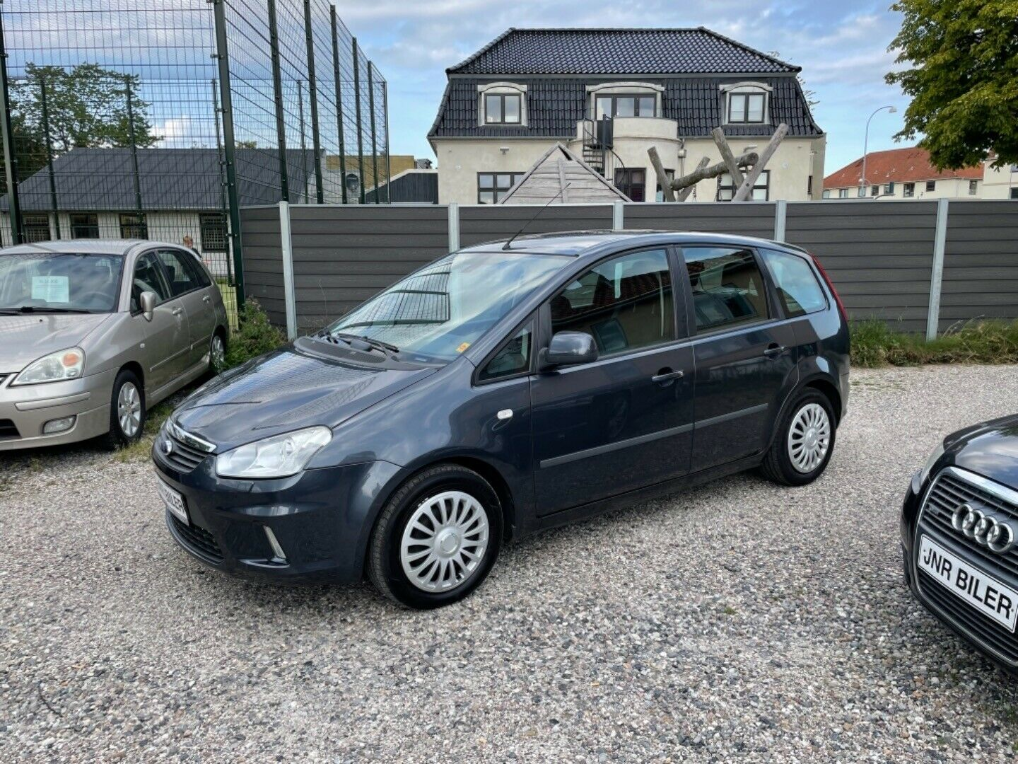 Ford C-MAX 1,6 TDCi 109 Trend Collection 5d - 53.900 kr.