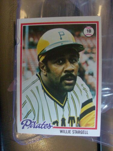 YOU PICK CARDS 1978 Topps Baseball Card Singles #500 to #728