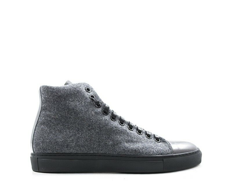 shoes MEZZETINTE men grey  1512ABRGR