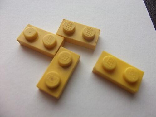 x4 Lego-3023-plate 1 x 2  choose colour