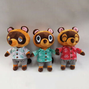 Animal-Crossing-Tom-Nook-Timmy-Tommy-Plush-Toy-Stuffed-Doll-Anime-Fans-Gifts