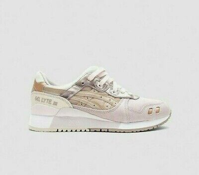 separation shoes 6c84f eef1b Asics Women's Gel-Lyte III Shoes NEW AUTHENTIC Blush/Feather Grey  1192A114-700 | eBay
