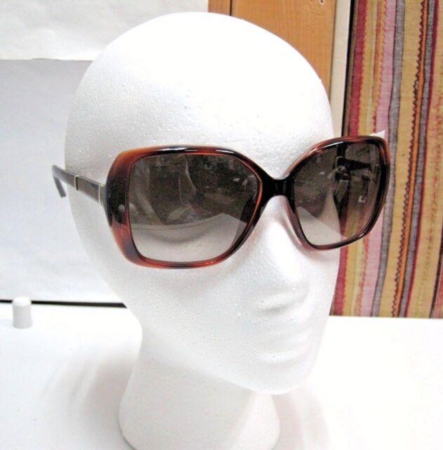 b5e3489f597 Chloe Square Sunglasses CE680S Daisy 219 Havana Brown Green Gradient 58-15-135  for sale online