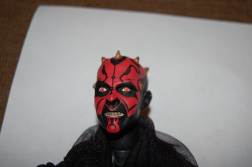 "Darth Maul Split 12/"" Figure-Hasbro-Star Wars 1//6 Scale"