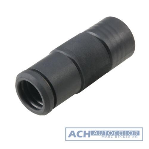 FLEX Adapter für Antistatik Saugschlauch 379.395 Ø 27mm OS OSE 80-2 # 382.736
