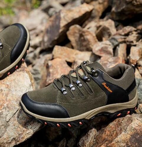Men/'s Hiking Outdoor Trekking Sports Climbing Running Shoes Athletic Sneakers