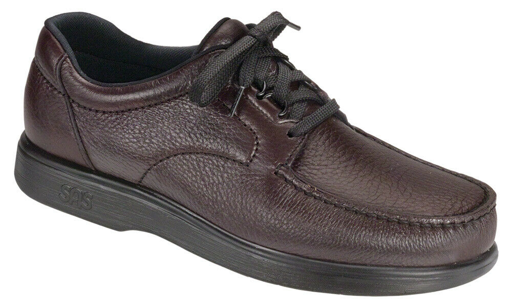 SAS Men's shoes Bout Time Cordovan 13.5 Medium FREE SHIPPING New In Box Save Big