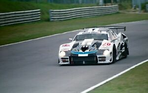 LISTER-STORM-GTS-NEWCASTLE-UNITED-LEES-NEEDELL-BPR-PHOTOGRAPH-BRANDS-HATCH-1996