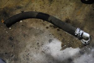 Details about 171-1187 THERMOSTAT HOUSING CONNECTOR & HOSE - 3034 Engine  CAT 252 Skid Steer