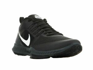 Details about NIKE FLYWIRE ZOOM DOMINATION Szie 14 MEN'S TRAINING SHOES 917708 001 BLACKWHITE