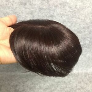 100-human-hair-replacement-short-long-top-piece-hairpiece-wiglet-clip-on-7-034-16-034