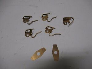 Harley Davidson JD JDH B C A D DL RL V VL VLD FLATHEAD SWITCH CONTACTS 1925-1936