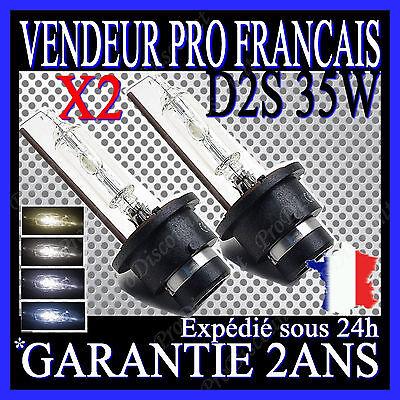 2x Ampoule Xenon D2S 8000K Blanc Bleuté CITROËN C6 TD/_