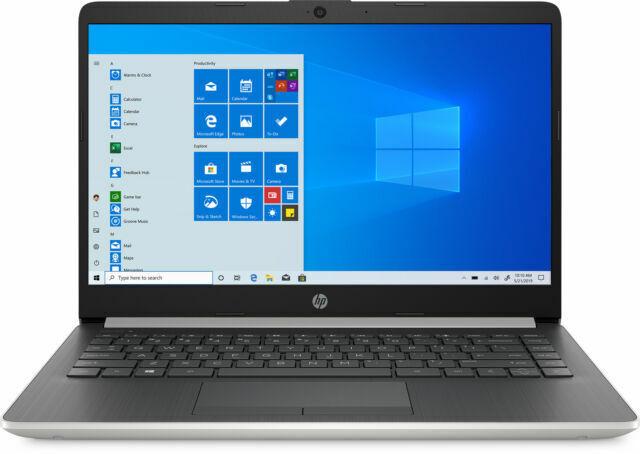Hp 14 Dk0736ms 14 Inch 256gb Amd Ryzen 3 2 60ghz 8gb Notebook Laptop Silver 1a492ua For Sale Online Ebay