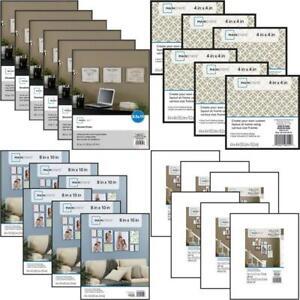 Cadres-photos-pour-photographies-dessins-document-Home-Decor-Divers-Tailles-et-ensembles