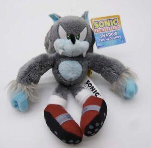 Sonic The Hedgehog 7 Tall Werehog Plush Doll Figure Ebay