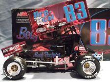 KASEY KAHNE COLOR CHROME WORLD OF OUTLAWS 1:24 SPRINT RACE CAR ACTION GMP R&R