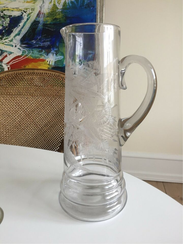 Glas, Glaskande, Holmegaard