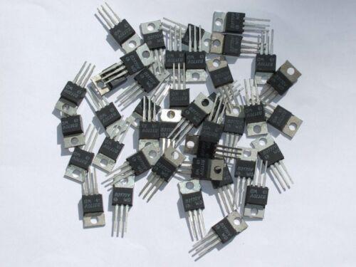40 x b3170v = lm317t Régulateur de tension réglables 1,2 V 37 V 1,5 A