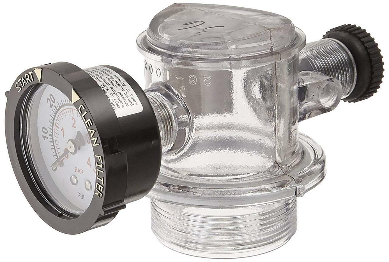 Pentair 273564 Triton TR100C C-3 conjunto de válvula de alivio de aire manual
