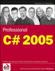 Professional C# 2005 by Bill Evjen, Allen Jones, Morgan Skinner, Christian Nagel, Jay Glynn, Karli Watson (Paperback, 2005)