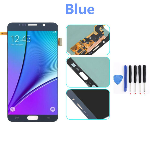 b6495b8c508 Lcd Screen Display Touch Digitizer For Samsung Galaxy Note 5 N920F N920P  N920A