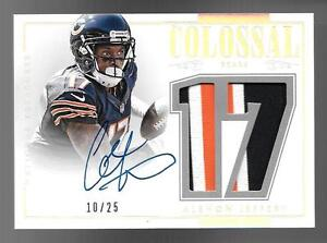 2014-Treasures-Colossal-034-17-034-AS-Alshon-Jeffery-3-Color-Jersey-Autograph-10-25
