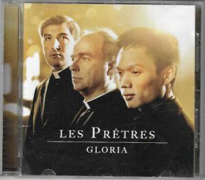 Cd - Les prêtres Gloria