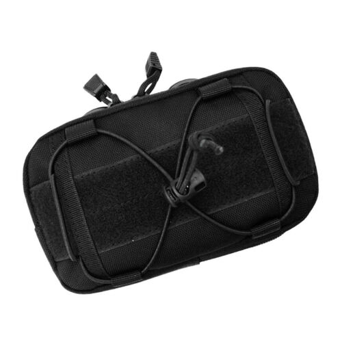 1000D Nylon Waterproof Portable Outdoor Tactical MOLLE Small Utility Pouch