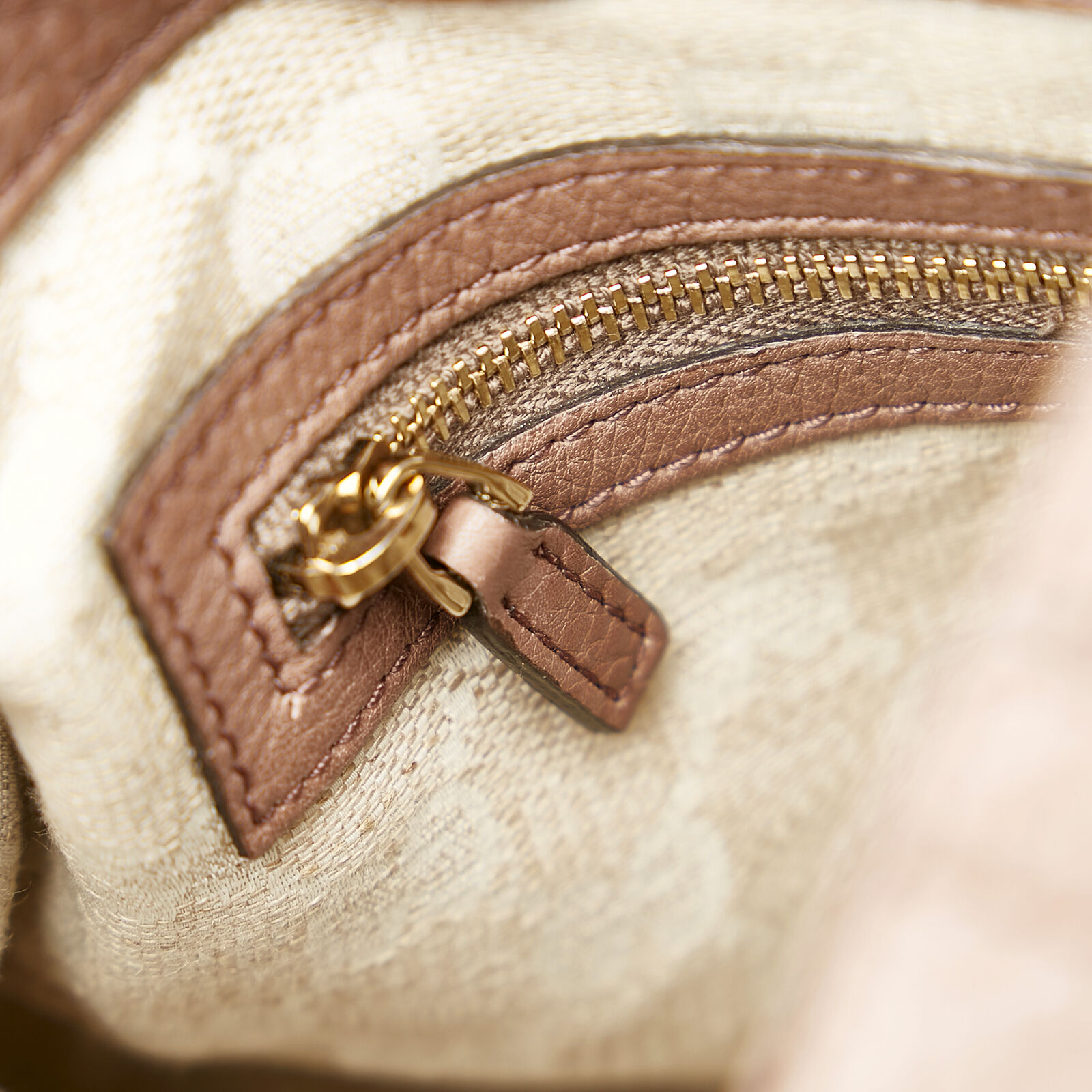 Pre-Loved Gucci Brown Calf Leather Bamboo Diana H… - image 9