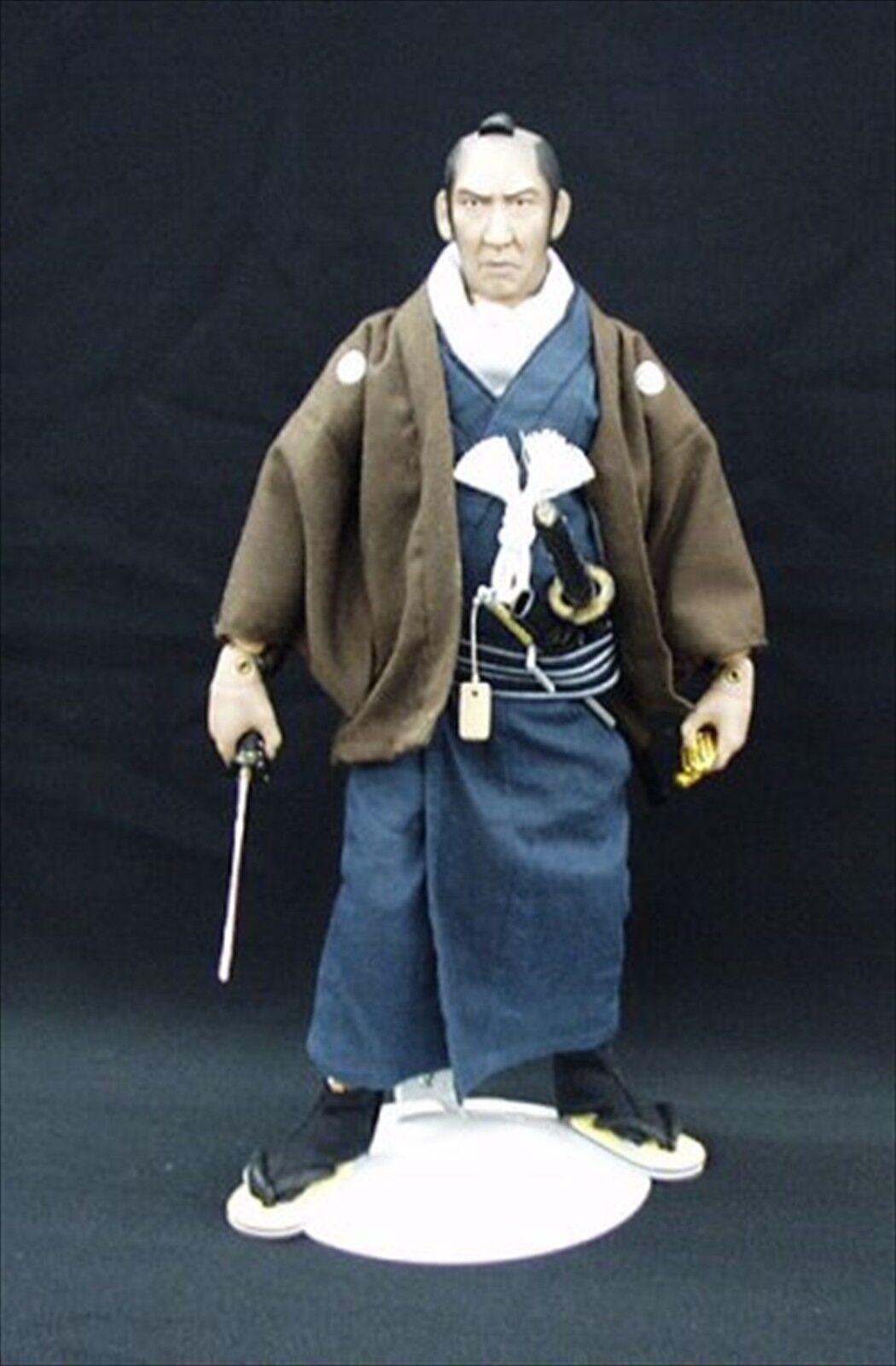Hissatsu Shigotonin TV Series Mondo Nakamura Alfrex 1  6 Action Figur F  S japan