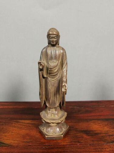China Buddhism Bronze Copper RuLai Tathagata Amitabha Sakyamuni Buddha Statue