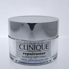 Clinique Repairwear Sculpting Night Cream All Skin 50ml Moisturizers