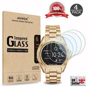 Ver 4 Reloj Anti Pack Título Templado Inteligente Original Protector Detalles De Michael Pantalla Uk Arañazos Vidrio Kors 3R4qL5Aj