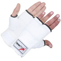 Turnermax Boxing Cotton Inner Sparring Gloves Wraps Protection Fight Gear Usa