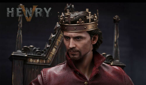 POPTOYS EX22 1//6 King Henry v Action Figure With Throne Limited Edition Instock