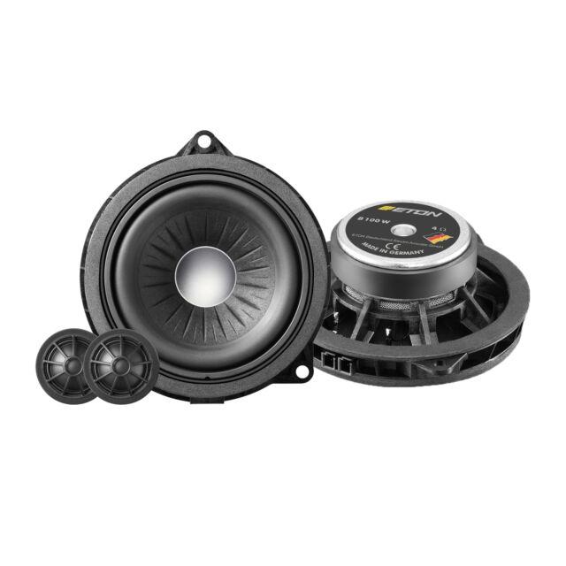 For BMW 3 Series M3 F80 Doors Door Front+Rear 2-way Combo Car Speaker