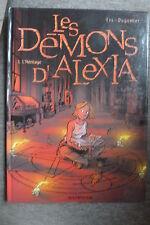 BD les démons d'alexia n°1 l'héritage EO 2004 TBE ers  dugomier