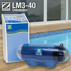 Zodiac LM3-40 Self Cleaning Salt Water Chlorinator