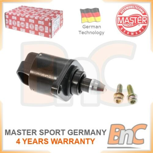 # GENUINE MASTER-SPORT HEAVY DUTY AIR SUPPLY IDLE CONTROL VALVE FOR PEUGEOT