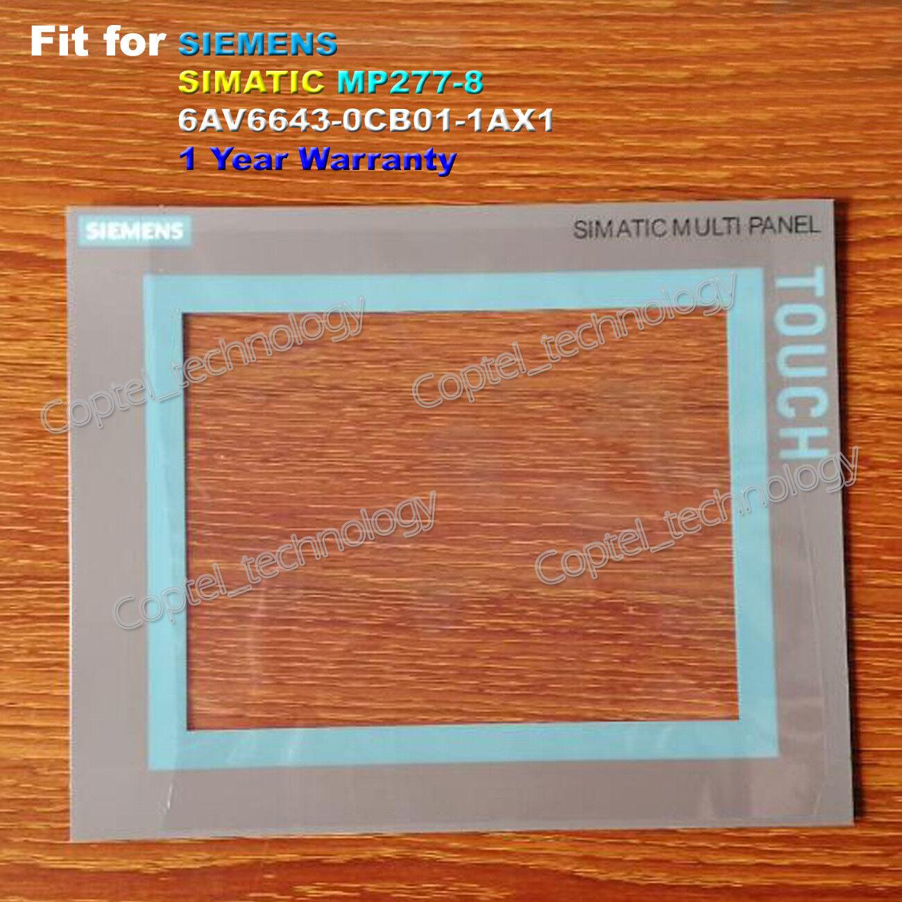 For SIEMENS MP277-8 6AV6643-0CB01-1AX1 6AV6 643-0CB01-1AX1 Predective Film