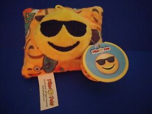 NWT-PILLOW-PETS-SUNGLASS-FACE-Stuffed-Animal-Collectable-Plush-Toy