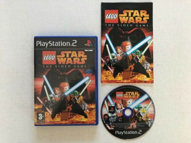 Lego Star Wars: The Video Game (Sony PlayStation 2, 2004)