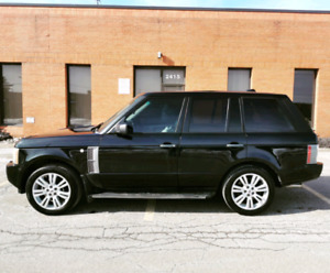 2006 RANGE ROVER FULL SIZE SUPERCHARGED FOR SALE OR TRADE!!!!