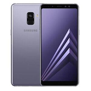 Samsung-Galaxy-A8-2018-A530-Dual-sim-Ram-4Go-32Go-Debloque-Gris-Orchidee