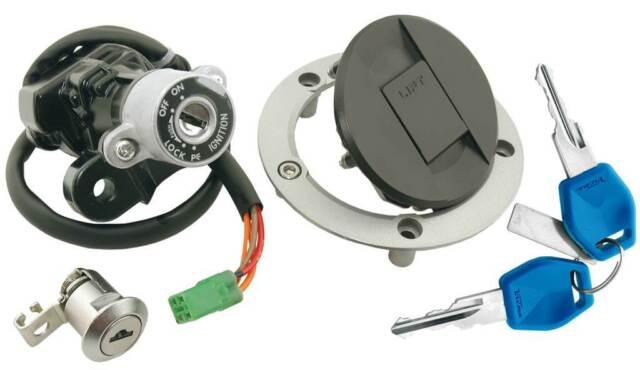 V PARTS Set kit antivol clés  SUZUKI GSX R 1000 (2003-2004)