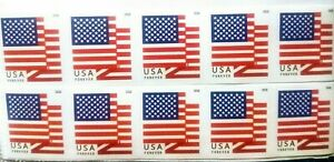 10-USPS..FOREVER..FIRST CLASS..PEEL AND STICK..U.S. STAMPS..UNGRADED..UNHINGED