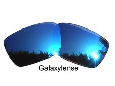 Galaxy Replacement Lenses For Oakley Fuel Cell Blue Color Polarized 100% UVAB